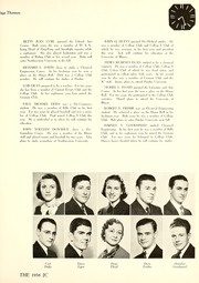 Page 17, 1938 Edition, Joliet Junior College - Shield Yearbook (Joliet, IL) online yearbook collection