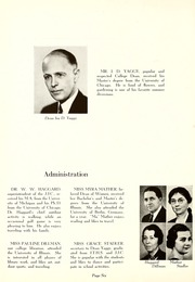 Page 10, 1939 Edition, Joliet Junior College - Shield Yearbook (Joliet, IL) online yearbook collection