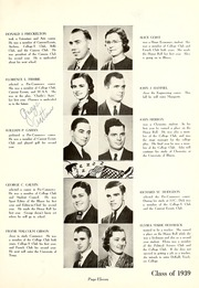 Page 15, 1939 Edition, Joliet Junior College - Shield Yearbook (Joliet, IL) online yearbook collection