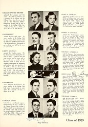 Page 17, 1939 Edition, Joliet Junior College - Shield Yearbook (Joliet, IL) online yearbook collection