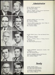 Page 8, 1956 Edition, Joliet Junior College - Shield Yearbook (Joliet, IL) online yearbook collection