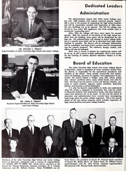 Page 10, 1963 Edition, Joliet Junior College - Shield Yearbook (Joliet, IL) online yearbook collection