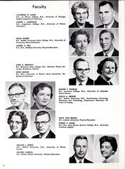 Page 14, 1963 Edition, Joliet Junior College - Shield Yearbook (Joliet, IL) online yearbook collection