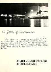 Page 3, 1977 Edition, Joliet Junior College - Shield Yearbook (Joliet, IL) online yearbook collection