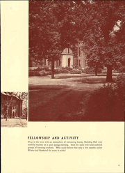 Page 13, 1934 Edition, Illinois Wesleyan University - Wesleyana Yearbook (Bloomington, IL) online yearbook collection
