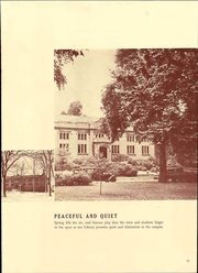 Page 15, 1934 Edition, Illinois Wesleyan University - Wesleyana Yearbook (Bloomington, IL) online yearbook collection