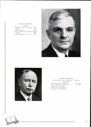 Page 14, 1938 Edition, Illinois Wesleyan University - Wesleyana Yearbook (Bloomington, IL) online yearbook collection