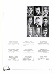 Page 16, 1938 Edition, Illinois Wesleyan University - Wesleyana Yearbook (Bloomington, IL) online yearbook collection