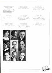 Page 17, 1938 Edition, Illinois Wesleyan University - Wesleyana Yearbook (Bloomington, IL) online yearbook collection