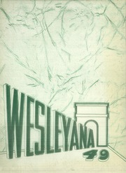 Page 1, 1949 Edition, Illinois Wesleyan University - Wesleyana Yearbook (Bloomington, IL) online yearbook collection
