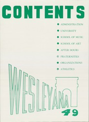 Page 10, 1949 Edition, Illinois Wesleyan University - Wesleyana Yearbook (Bloomington, IL) online yearbook collection