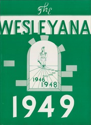 Page 5, 1949 Edition, Illinois Wesleyan University - Wesleyana Yearbook (Bloomington, IL) online yearbook collection