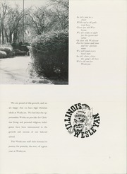 Page 7, 1949 Edition, Illinois Wesleyan University - Wesleyana Yearbook (Bloomington, IL) online yearbook collection