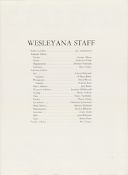 Page 9, 1949 Edition, Illinois Wesleyan University - Wesleyana Yearbook (Bloomington, IL) online yearbook collection