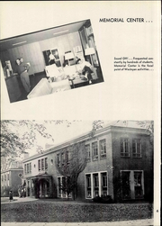 Page 12, 1952 Edition, Illinois Wesleyan University - Wesleyana Yearbook (Bloomington, IL) online yearbook collection