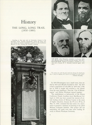 Page 12, 1960 Edition, Illinois Wesleyan University - Wesleyana Yearbook (Bloomington, IL) online yearbook collection