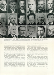 Page 13, 1960 Edition, Illinois Wesleyan University - Wesleyana Yearbook (Bloomington, IL) online yearbook collection