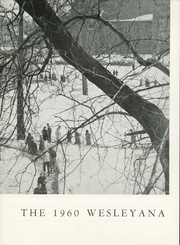 Page 6, 1960 Edition, Illinois Wesleyan University - Wesleyana Yearbook (Bloomington, IL) online yearbook collection