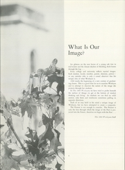 Page 8, 1960 Edition, Illinois Wesleyan University - Wesleyana Yearbook (Bloomington, IL) online yearbook collection