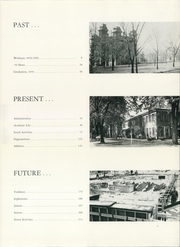 Page 9, 1960 Edition, Illinois Wesleyan University - Wesleyana Yearbook (Bloomington, IL) online yearbook collection