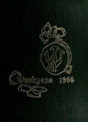 Page 1, 1966 Edition, Illinois Wesleyan University - Wesleyana Yearbook (Bloomington, IL) online yearbook collection