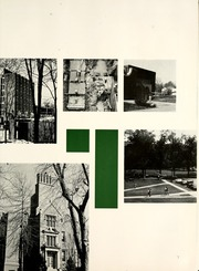 Page 11, 1966 Edition, Illinois Wesleyan University - Wesleyana Yearbook (Bloomington, IL) online yearbook collection