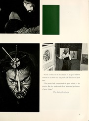 Page 13, 1966 Edition, Illinois Wesleyan University - Wesleyana Yearbook (Bloomington, IL) online yearbook collection