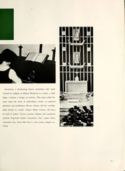 Page 15, 1966 Edition, Illinois Wesleyan University - Wesleyana Yearbook (Bloomington, IL) online yearbook collection