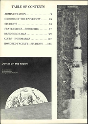 Page 6, 1970 Edition, Illinois Wesleyan University - Wesleyana Yearbook (Bloomington, IL) online yearbook collection