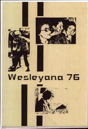 Page 1, 1976 Edition, Illinois Wesleyan University - Wesleyana Yearbook (Bloomington, IL) online yearbook collection