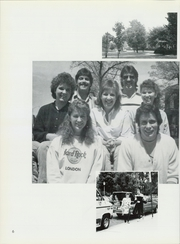 Page 10, 1988 Edition, Illinois Wesleyan University - Wesleyana Yearbook (Bloomington, IL) online yearbook collection