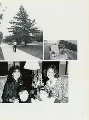Page 11, 1988 Edition, Illinois Wesleyan University - Wesleyana Yearbook (Bloomington, IL) online yearbook collection