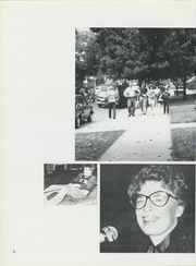 Page 12, 1988 Edition, Illinois Wesleyan University - Wesleyana Yearbook (Bloomington, IL) online yearbook collection