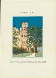 Page 13, 1931 Edition, Southern Illinois University - Obelisk Yearbook (Carbondale, IL) online yearbook collection