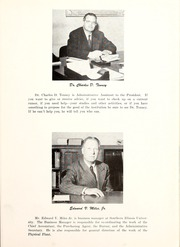 Page 13, 1948 Edition, Southern Illinois University - Obelisk Yearbook (Carbondale, IL) online yearbook collection