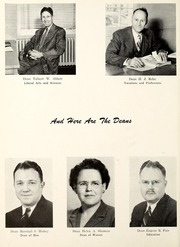 Page 14, 1948 Edition, Southern Illinois University - Obelisk Yearbook (Carbondale, IL) online yearbook collection
