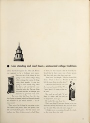 Page 17, 1955 Edition, Southern Illinois University - Obelisk Yearbook (Carbondale, IL) online yearbook collection