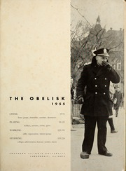 Page 5, 1955 Edition, Southern Illinois University - Obelisk Yearbook (Carbondale, IL) online yearbook collection