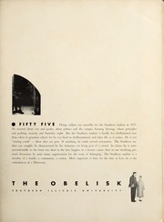 Page 7, 1955 Edition, Southern Illinois University - Obelisk Yearbook (Carbondale, IL) online yearbook collection