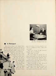 Page 9, 1955 Edition, Southern Illinois University - Obelisk Yearbook (Carbondale, IL) online yearbook collection