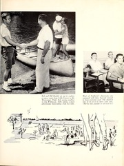 Page 11, 1956 Edition, Southern Illinois University - Obelisk Yearbook (Carbondale, IL) online yearbook collection
