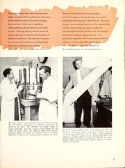Page 13, 1956 Edition, Southern Illinois University - Obelisk Yearbook (Carbondale, IL) online yearbook collection