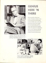 Page 14, 1956 Edition, Southern Illinois University - Obelisk Yearbook (Carbondale, IL) online yearbook collection