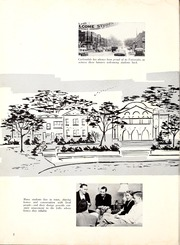 Page 6, 1956 Edition, Southern Illinois University - Obelisk Yearbook (Carbondale, IL) online yearbook collection