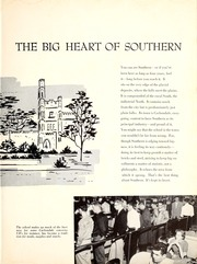 Page 7, 1956 Edition, Southern Illinois University - Obelisk Yearbook (Carbondale, IL) online yearbook collection