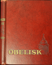 1959 Edition, Southern Illinois University - Obelisk Yearbook (Carbondale, IL)