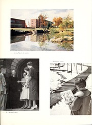 Page 9, 1960 Edition, Southern Illinois University - Obelisk Yearbook (Carbondale, IL) online yearbook collection