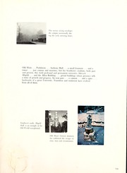 Page 11, 1962 Edition, Southern Illinois University - Obelisk Yearbook (Carbondale, IL) online yearbook collection