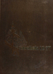 1967 Edition, Southern Illinois University - Obelisk Yearbook (Carbondale, IL)