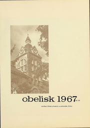 Page 2, 1967 Edition, Southern Illinois University - Obelisk Yearbook (Carbondale, IL) online yearbook collection